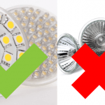 Upgrade Halogen to LED lights