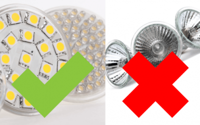 Upgrade from Halogen to LED Lights