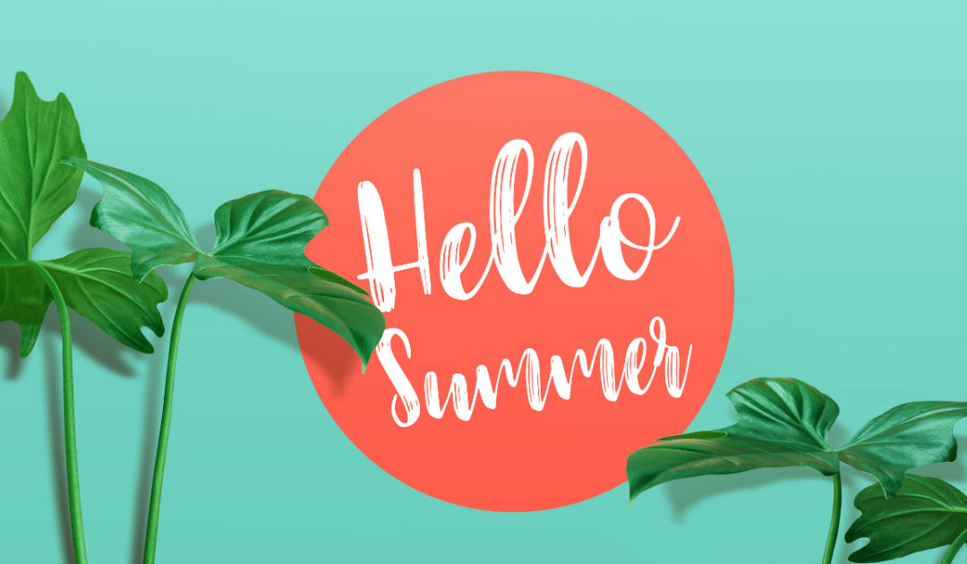 Get Ready for lot's of Summer FUN!